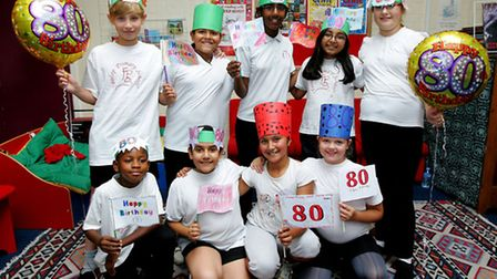 Fairlop Primary School celebrates 80 years