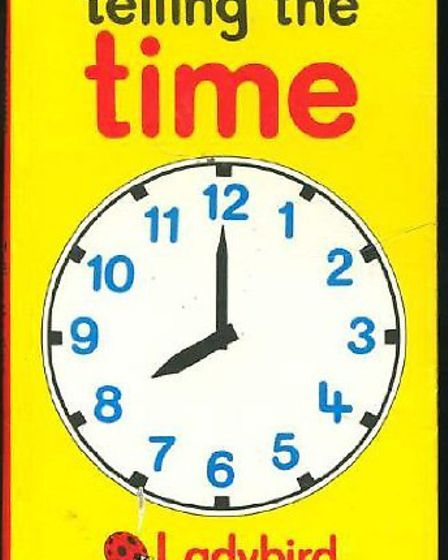 Telling the Time by Lynne Bradbury is more than 235,500 hours overdue