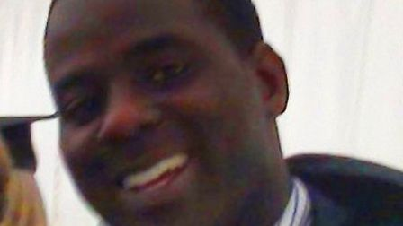 Thomas Cudjoe was stabbed to death in Ilford.