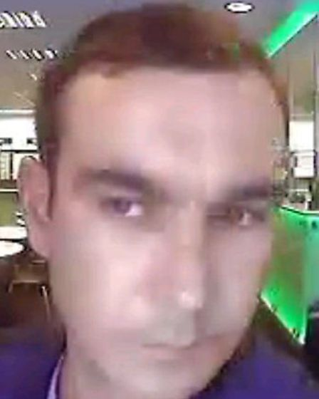 Police are appealing for information about this man in connection to a theft