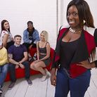 Anita Okolie and her fellow freshers featuring in an ITV2 show that looks into the first week for st