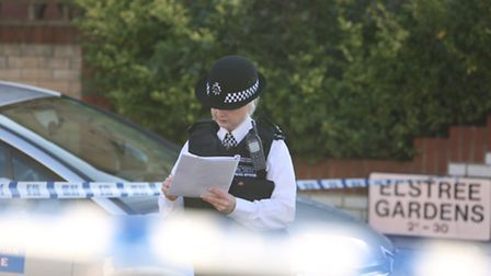 A 25 year old Romanian woman has died after she was stabbed on Ilford Lane last night. Police have c