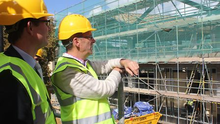 Cllr Michael Armstrong looks at the progress