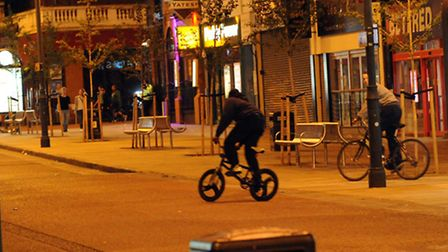 South Street: Romford Town is among London's most high-risk places for violent crime