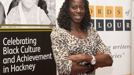 Olympic champion Christine Ohuruogu attends the Great Sports Debate as part of the Black History Mon