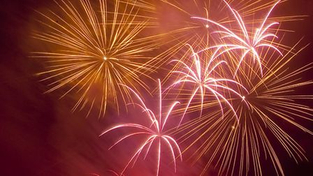 This year's fireworks will be held at Wanstead Flats on Sunday night