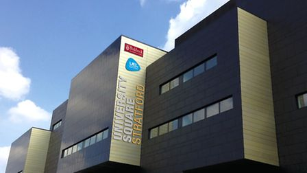 University Square Stratford will be officially opened by Princess Anne on November 5