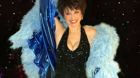 Carolyn Rowe will perform as Bond theme supremo Dame Shirley Bassey at the Kenneth More Theatre