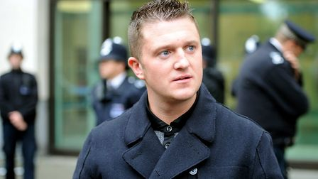 'Tommy Robinson' is not the former EDL leader's given name. When it comes to political figures, we s