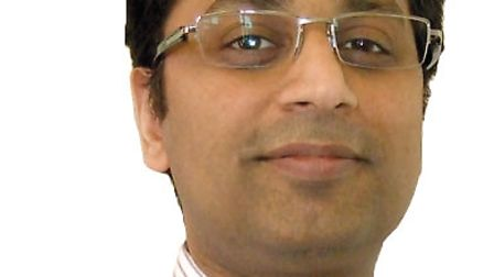 Dr Aggarwal wants to ease the pressure at Queen's A&E over winter