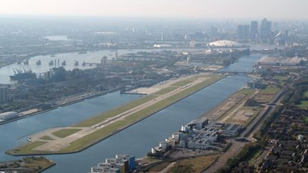 London City Airport has submitted an application for expansion that will allow it to double its pass