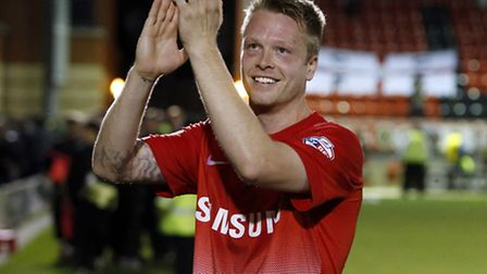 Leyton Orient captain Nathan Clarke is a doubt for the trip to Bristol City. (Pic: Simon O'Connor)