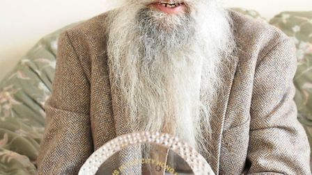 Fauja Singh has just finished his last competitive race in Hong Kong, Fauja Singh holds his awar