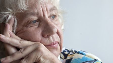 Many elderly people can feel lonely at Christmas