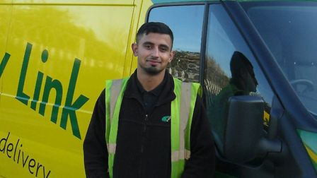 Daniyal Saeed has been in the job for just two weeks
