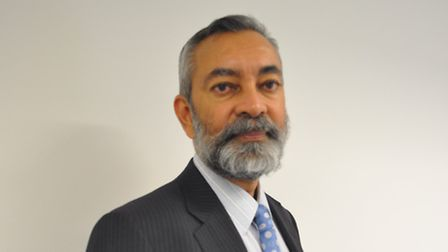 Dr Hosein wants you to stay away from hosptials if you're showing any signs of the virus