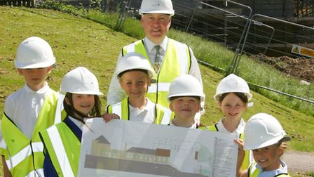 Branfil Primary School was among the schools expanded for 2013