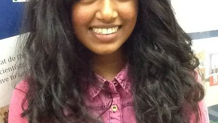 Sixth form Yohanna is one of 18 aspiring film makers chosen to go on the BFI course