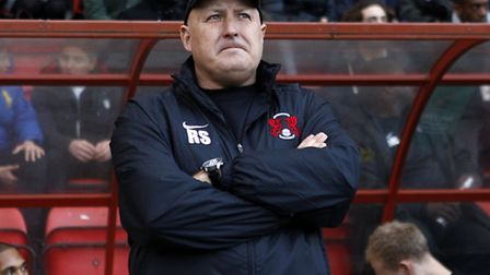 Leyton Orient manager Russell Slade (Photo by Charlie Crowhurst/Getty Images)