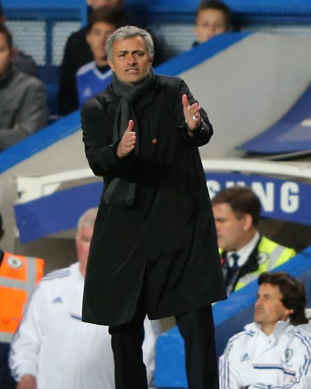 Jose Mourinho the Chelsea manager (Photo by Ian Walton/Getty Images)