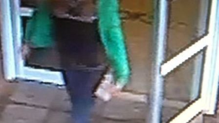 Police are appealing for information to help find Ella Hysom