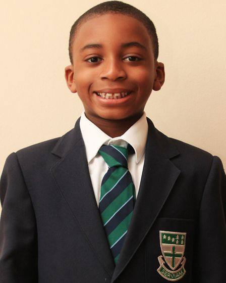 """""""What does Christmas mean to you?"""" - Kamar Lowe Benn (age 8)"""