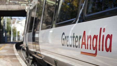Greater Anglia trains through Havering are delayed