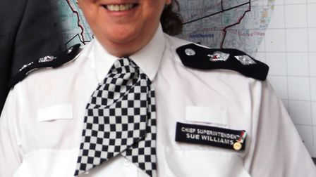 Redbridge's Police Borough commander Sue Williams says residents should not take matters into their