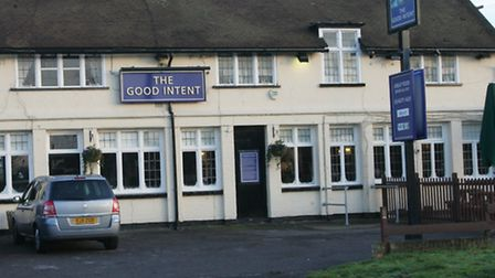 The Good Intent pub in Hornchurch