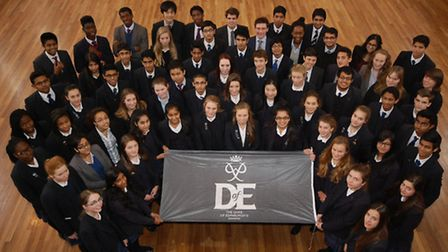 143 pupils from Bancroft's School in Woodford Green completed the Duke of Edinburgh Award this year.