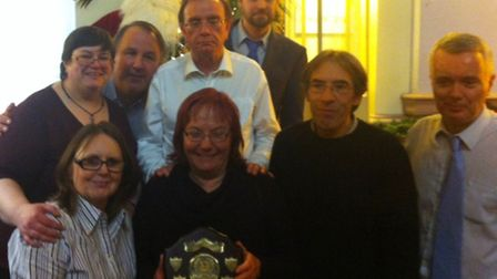 The Newham Blips won the toy appeal quiz for the fourth year running