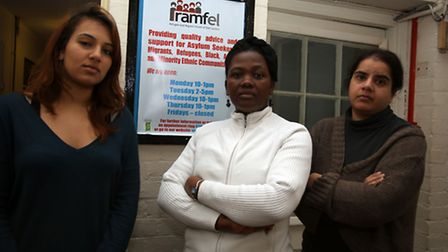 RAMFEL in Ilford may have to close due to lack of funding