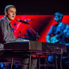 Ryan Green from Ilford performs during the blind auditions of The Voice