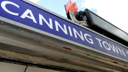 Canning Town's Draughtsboard Alley area is being researched