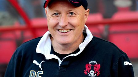 Leyton Orient manager Russell Slade