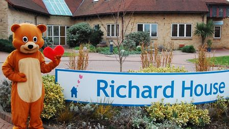 Richard House Children's Hospice needs your help in finding a new name for their bear
