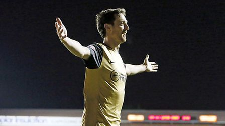 Top scorer David Mooney could be back in action for Orient. Simon O'Connor