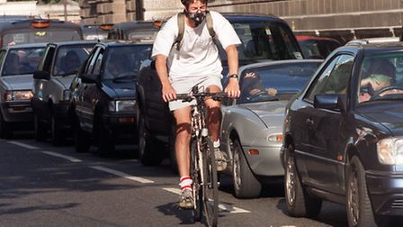 Cyclists should benefit from changes that will be introduced in Newham Press Association Images