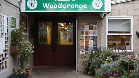 Woodgrange Infant School will be extended by one form of entry making it a four form entry infant sc