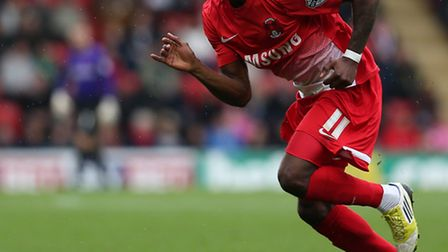 Moses Odubajo had equalised for Orient. Getty
