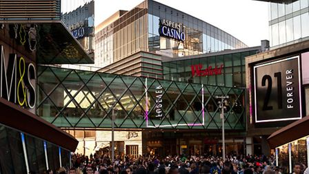Aspers Casino at Westfield Stratford City