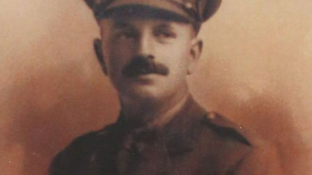 John Gowan who was Ilford Urban District Council treasurer was killed in the war. Picture: Redbridge