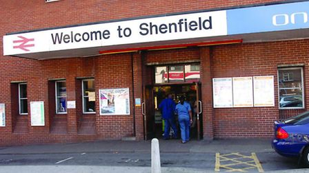 Shenfield station car park remains in police lockdown