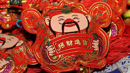 This year is Chinese Year of the Horse