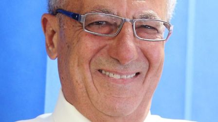 Dr Zuhair Zarifa wants people across the borough to start talking about cancer