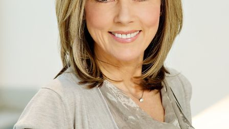 ITV news broadcaster Mary Nightingale is the Rainbow Trust Children's Charity's new patron