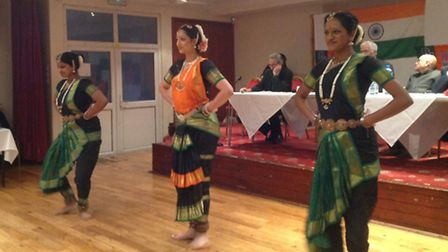More than 300 people attended the Republic Day of India event at the VHP Hall, Cleveland Road, Ilfor