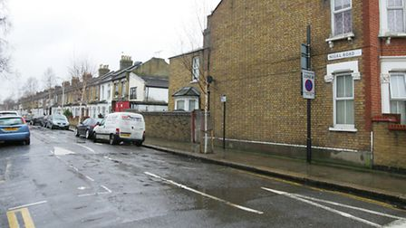 Forest Gate stabbing.