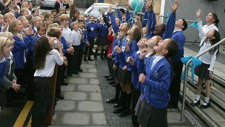 """Pupils of Towers Junior School have been banned from """"vigorous running."""""""