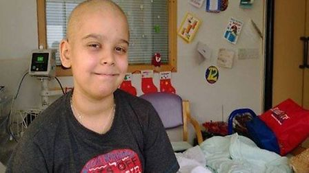 Nevan McGing suffers from leukaemia, asthma and bronchiectasis. Friends and relatives are trying to